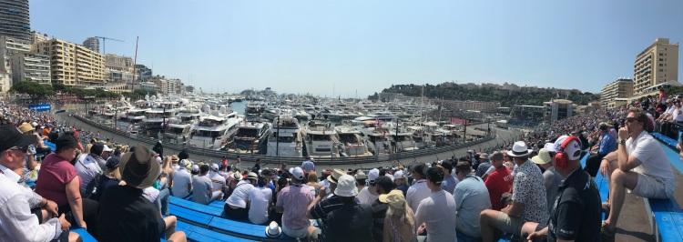 Monaco grand prix alain