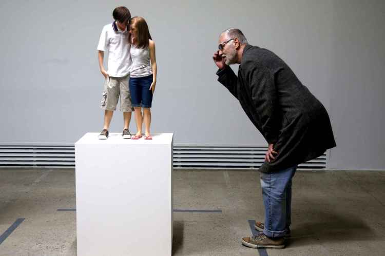 Expo RON MUECK